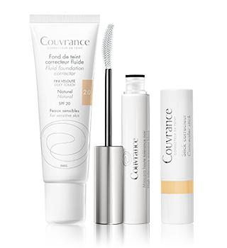 Makeup for sensitive skin Avène