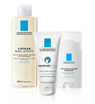 La Roche Posay Body care