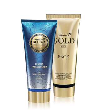 Products for sunbed tanning